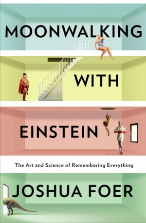Best book covers 2011 : Moonwalking with Einstein